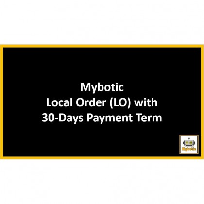 Mybotic Local Order (LO) with 30-Days Payment Term Services