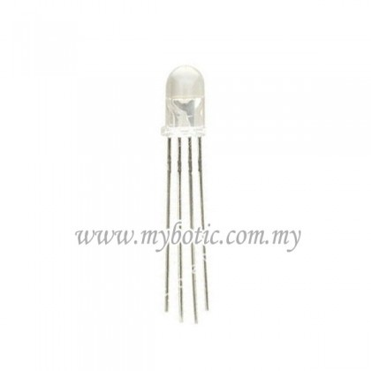 (Common Cathode) 5mm LED Super Bright RGB