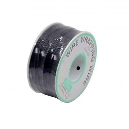 Slim Single Core Single Strand OK Wire AWG 30 (250 Meter / Roll)