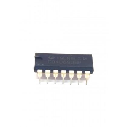 Integrated Circuit IC CD4069BE DIP-14