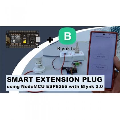 DIY STEM Project Kit: Smart Extension Plug Kit Set【 MYBOTIC HOBBY KIT SERIES 】
