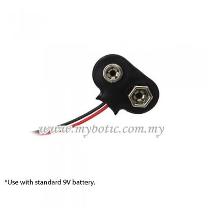 9V Battery Snap (DC snap) for standard 9V Battery